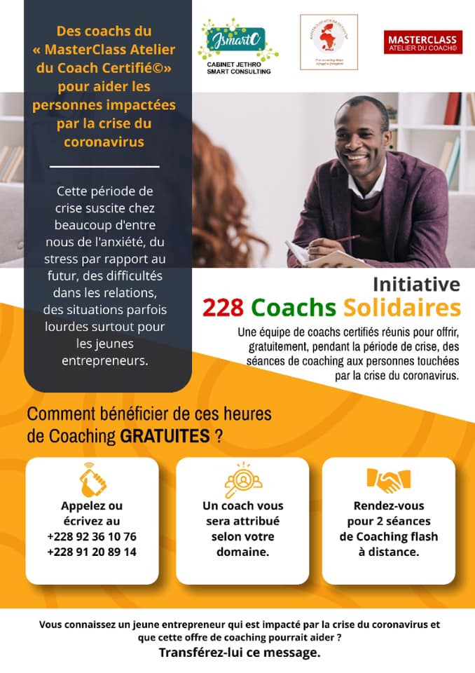 Coaching solidaire au Togo