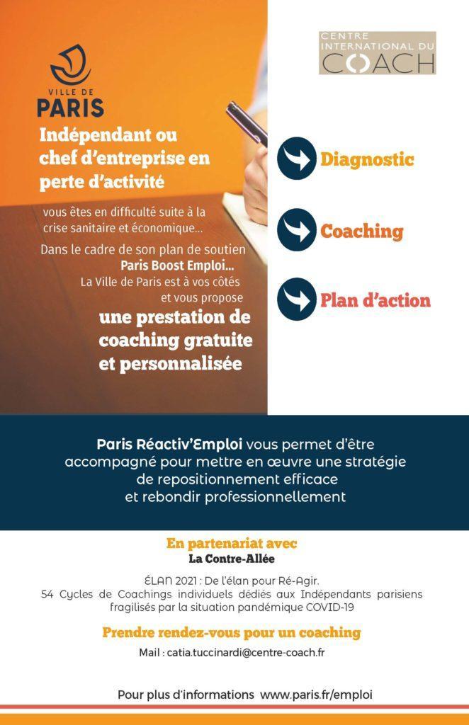 La Ville de Paris booste l'emploi avec le coaching